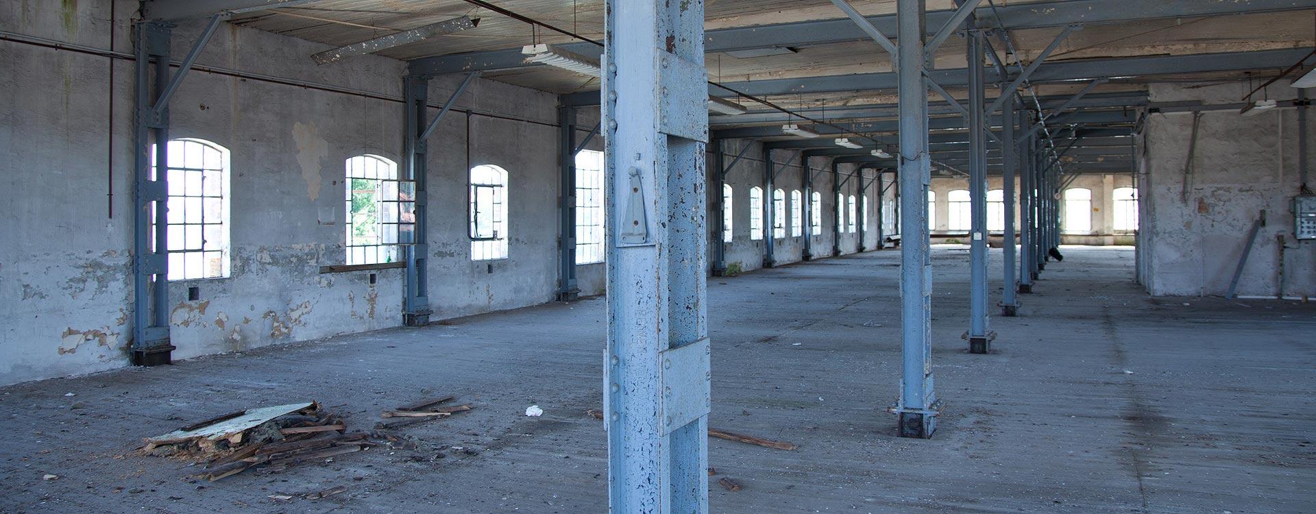 Alte Tuchfabrik Malchow